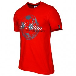 MILAN T-SHIRT BALL ROSSA