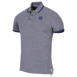 INTER POLO LOGO GRIGIA